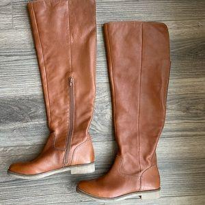 6 LUCKY BRAND Knee High Generall Boots